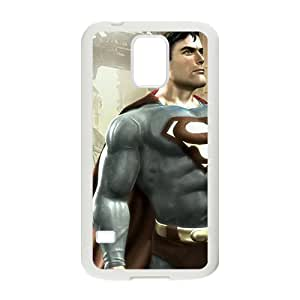SANLSI Superman Phone Case for samsung galaxy S5 Case