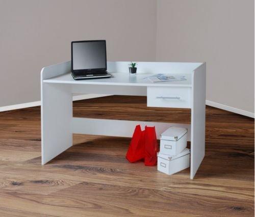 Escritorio blanco puerta de altura regulable que mesa escritorio ...