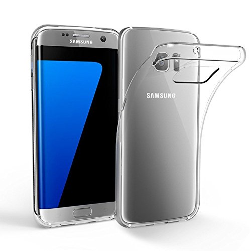 Ultra thin Silicone Protective Transparent Samsung