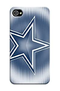 iphone 4 4s Protective Case,Fashion Popular Dallas Cowboys Designed iphone 4 4s Hard Case/Nfl Hard Case Cover Skin for iphone 4 4s