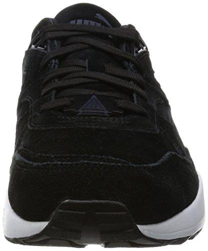 Puma R698 Allover - Zapatillas de Deporte Unisex Adulto BLACK-WHITE-BLACK