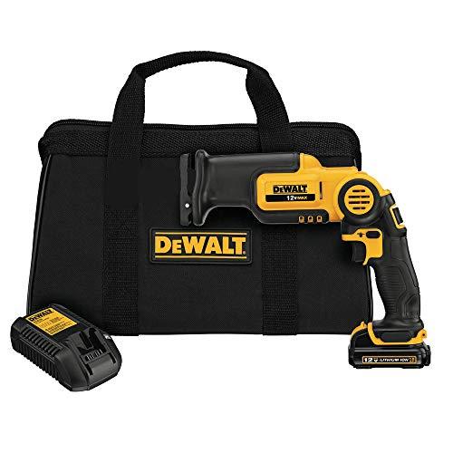 DEWALT DCS310S1 12-Volt MAX Pivot Reciprocating Saw Kit