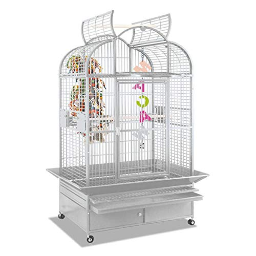 Montana Cages Loros jaula, voliere, XL NEW Berlin - Platinum ...