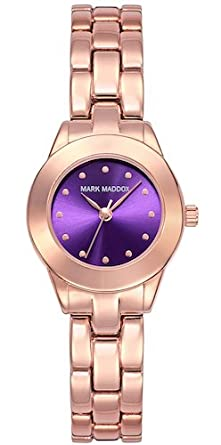 Image Unavailable. Image not available for. Color: RELOJ MARK MADDOX MF0008-97 Mujer