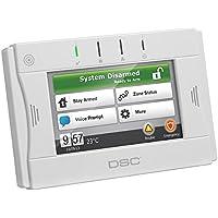 DSC WTK5504 Alarm Wireless Touch Screen