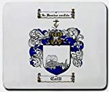 Caill Family Shield / Coat of Arms Mouse Pad