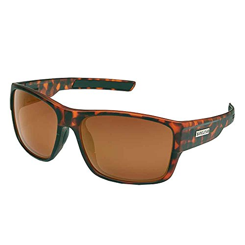 Suncloud Range Polarized Sunglasses, Matte Tortoise, - Glasses Fishing Suncloud