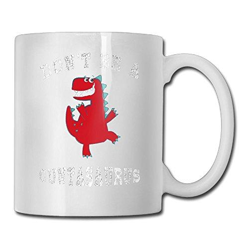 ntasaurus 11oz Tea Cup Coffee Mug ()