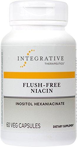 Integrative Therapeutics Flush Free Inositol Hexaniacinate