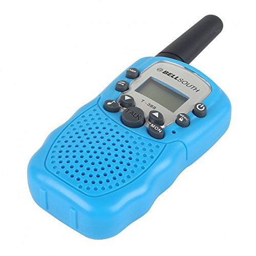 BELLSOUTH T388 2 Piece T 388 3 5KM 22 FRS and GMRS UHF Radio for Child Walkie Talkie