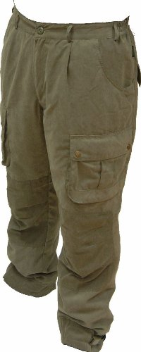 Highlander impermeable transpirable forrado país deportes pantalones – no overtrousers