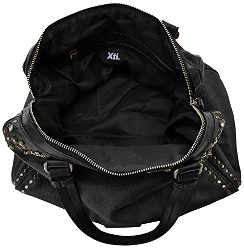 épaule portés Xti Negro 85986 Sacs Noir tB7fwq7EU