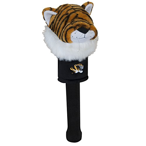 Team Effort Missouri Tigers Mascot Headcover - Sock