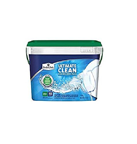 Member's Mark Ultimate Clean Automatic Dishwasher Pacs (105 ct.) (Sams Club Members)