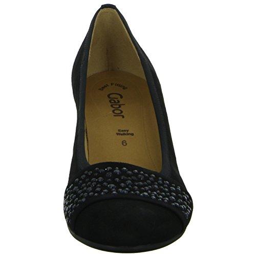 Gabor Women's Court Shoes Black 8NsR3w
