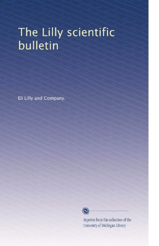 the-lilly-scientific-bulletin-volume-2
