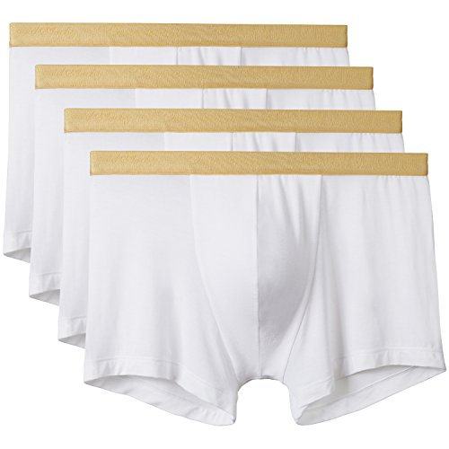 David Archy Men's 3/4 Pack Micro Modal Low Rise Trunks