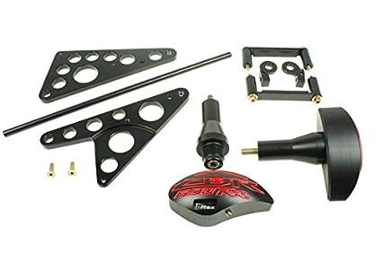 Amazon.com: T-Rex Racing 2009 - 2012 Honda CBR600RR No Cut Frame ...