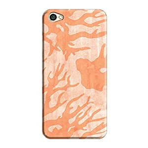 Cover It Up - Pink Shades Nature Print Redmi Y1 Lite Hard Case