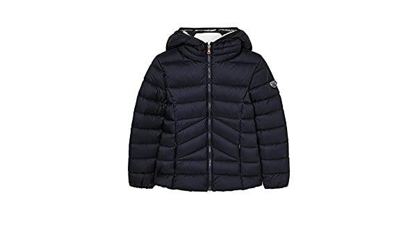 Amazon.com: Mayoral 18-07498-056 - Soft Coat for Girls 10 Years Navy: Clothing