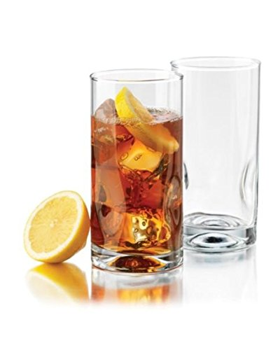 Libbey Impressions Cooler Glasses, Set of 4