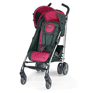 Amazon.com : Chicco Liteway Plus Stroller, Aster ...