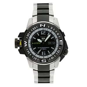Seiko SKZ319K1 - Reloj de hombre automático