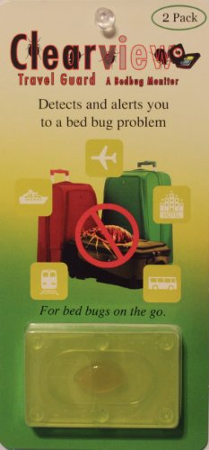 Clearview Travel Guard Bedbug Monitor