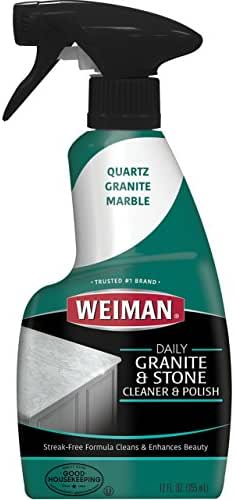 Weiman Granite & Stone Cleaner & Polish