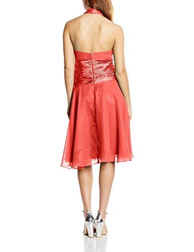 Astrapahl pd8002ap, Vestido para Mujer, Rosa (Koralle), 34