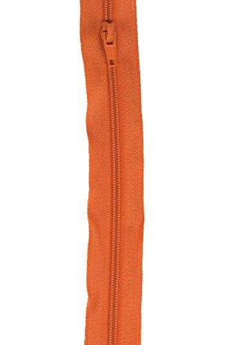 Sullivans Make-A-Zipper Kit, 5-1/2-Yard, Orange