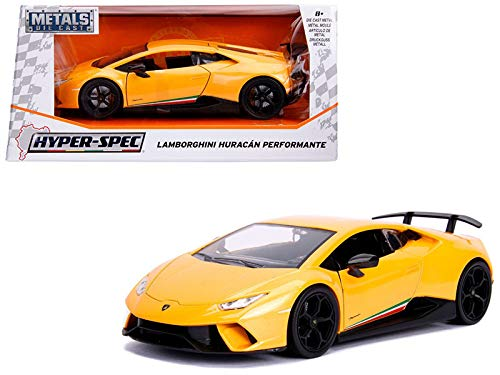 (Jada 1: 24 W/B - Metals - Hyper-Spec - Lamborghini Huracan Performante)