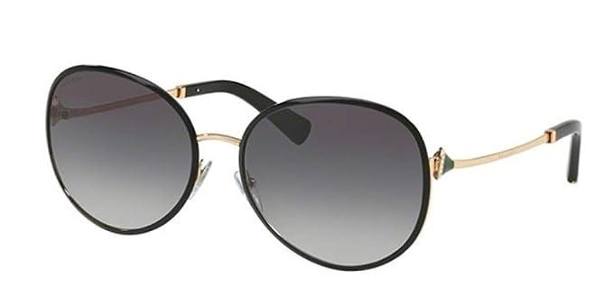 Gafas de Sol Bvlgari DIVAS DREAM BV 6106B BLACK ROSE GOLD ...
