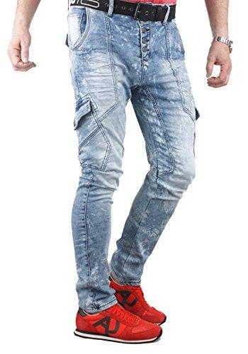 Cipo & Baxx Herren Jeans Hose Denim CD242
