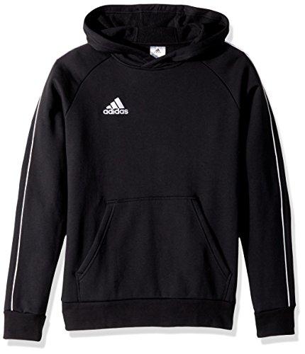 adidas Juniors' Core 18 Soccer Hoodie ()