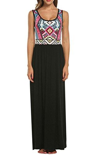 湿地講堂レトルトZeagoo DRESS レディース US サイズ: 3L カラー: ブラック