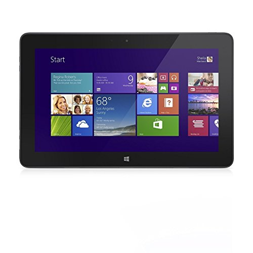 Dell Venue 11 Pro Intel Atom Quad Core Z3770 2GB 64GB SSD 10.8 Inch FHD Touchscreen Tablet (Certified Refurbished)
