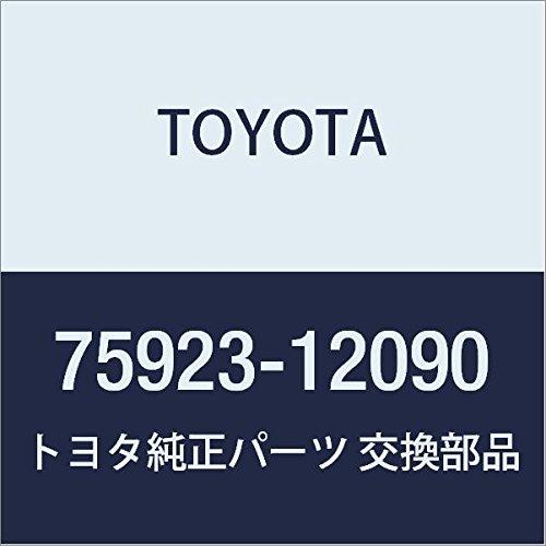 Original de Toyota 75923–12090opacas cinta
