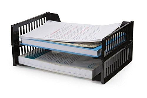 1InTheOffice Desk Tray, Side Load Letter Tray