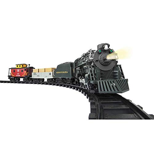 Lionel Pennsylvania Flyer Battery-powered Model Train Set Ready to Play w/ Remote -