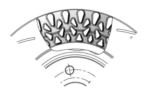Sensor 21117 VIN#REQUIRED Mercedes Front Brake Pads Pad Set Pagid OEM 0075720