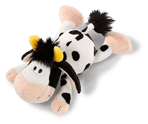 Nici 36834 - Kuh - liegend Plüschtier, 50 cm