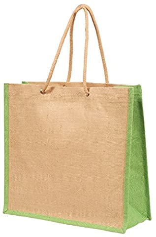 Today Sale - SouvNear BIG Jute Bag (16 x 5.9