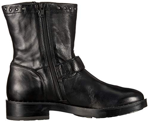 Leather 31 3 Black Tamaris Women''s Boots Ankle black 25446 ExwAaqx0