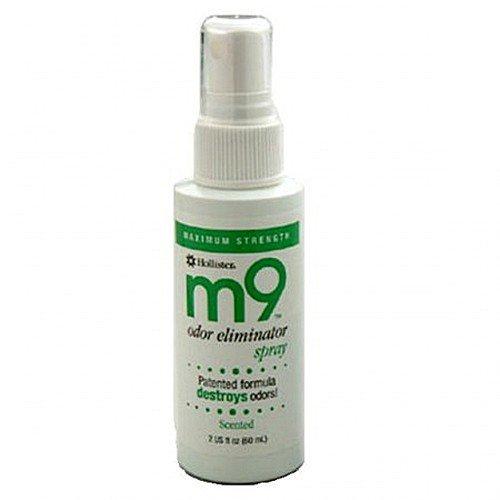 Hollister m9 Odor Eliminator Spray, Apple Scent, 8 oz Bottles - 1/Case of 12