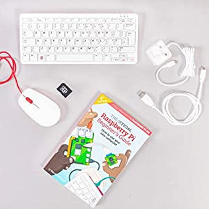 sb components Raspberry Pi 400 Kit - US Layout