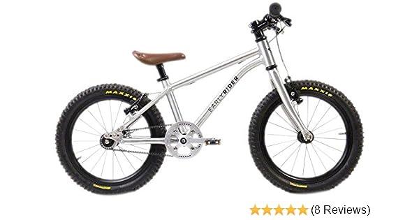 7e737cf938b Amazon.com : Early Rider Belter 16 Trail Belt Drive Aluminium Pedal Bike:  Grey 16 : Sports & Outdoors