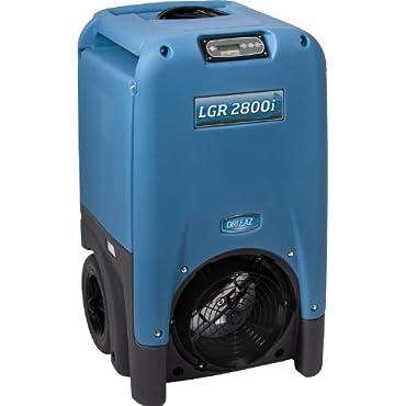 Dri-Eaz F410 LGR 2800i 30-gallon Portable Refrigerant Dehumidifier, High-Heat Operation