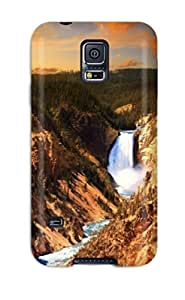 Hot Snap-on Artistic Free Hard Cover Case/ Protective Case For Galaxy S5