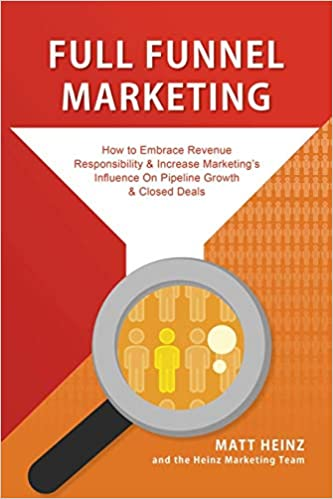 Book Title - Full Funnel Marketing